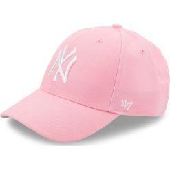 Czapka z daszkiem 47 BRAND - New York Yankees B-MVP17WBV-RSB Różowy. Czerwone czapki z daszkiem damskie marki 47 Brand, z materiału. Za 89,00 zł.