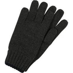 Rękawiczki męskie: Polo Ralph Lauren APPAREL Rękawiczki pięciopalcowe dark charcoal heather