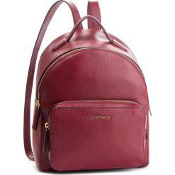 Plecak COCCINELLE - CF8 Clementine Soft E1 CF8 14 01 01 Grape R04. Czerwone plecaki damskie Coccinelle, ze skóry. Za 1299,90 zł.