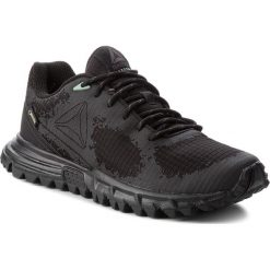 Buty Reebok - Sawcut Gtx 6.0 GORE-TEX CN5019 Black/Ash Greygreen. Czarne buty do biegania damskie marki Reebok, z gore-texu. W wyprzedaży za 279,00 zł.