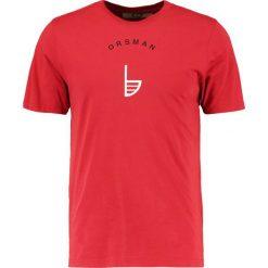 T-shirty męskie z nadrukiem: Orsman GUIDE LOGO TEE Tshirt z nadrukiem red