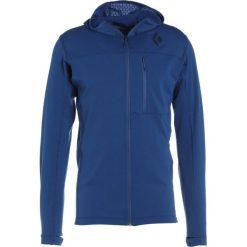 Kurtki sportowe męskie: Black Diamond COEFFICIENT Kurtka z polaru blue