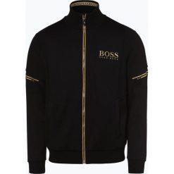 BOSS Athleisurewear - Męska bluza rozpinana – Skaz, czarny. Czarne bejsbolówki męskie BOSS Athleisurewear, l. Za 799,95 zł.