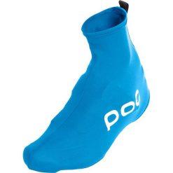 """Kolarskie ochraniacze """"Fondo"""" w kolorze niebieskim na buty. Brązowe buty do biegania damskie marki Reebok, z materiału. W wyprzedaży za 108,95 zł."""