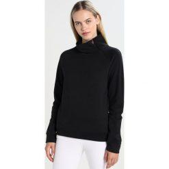 Bogner Fire + Ice CASEY Bluza BLACK. Czarne bluzy damskie Bogner Fire + Ice, z bawełny. W wyprzedaży za 503,20 zł.