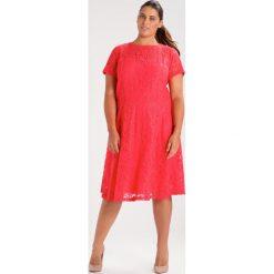 Sukienki hiszpanki: Dorothy Perkins Curve Sukienka letnia red
