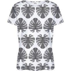 Colour Pleasure Koszulka damska CP-030 273 czarno-biała r. XL/XXL. T-shirty damskie Colour pleasure, xl. Za 70,35 zł.