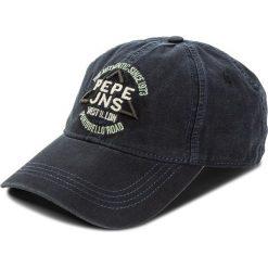 Czapka męska PEPE JEANS - Crowley Cap PM040362  Late. Niebieskie czapki damskie Pepe Jeans, na lato, z bawełny. Za 99,00 zł.
