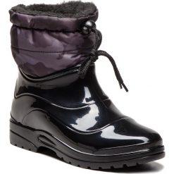 Kalosze SCHOLL - New Vestmann Low F27305 1004 380 Black. Czarne buty zimowe damskie Scholl, z materiału. Za 189,00 zł.