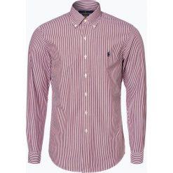Polo Ralph Lauren - Koszula męska, czerwony. Czerwone koszule męskie na spinki Polo Ralph Lauren, l, z haftami, z klasycznym kołnierzykiem. Za 499,95 zł.