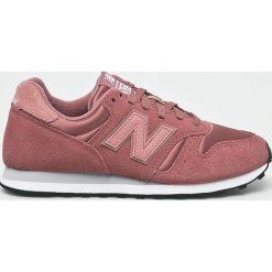New Balance - Buty WL373PSP. Szare buty sportowe damskie New Balance, z materiału. Za 299,90 zł.