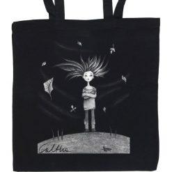 Shopper bag damskie: Wietrzna – torba (2 kolory)