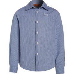 BOSS Kidswear Koszula bleu delave. Niebieskie bluzki dziewczęce bawełniane marki BOSS Kidswear. W wyprzedaży za 223,30 zł.