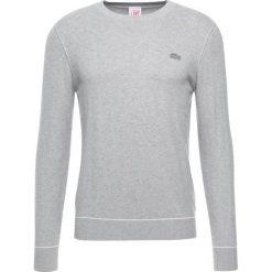 Lacoste LIVE AH911900 Sweter arbas chine/white. Białe swetry klasyczne męskie marki Lacoste LIVE, m, z bawełny. Za 419,00 zł.