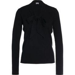 Swetry klasyczne damskie: FTC Cashmere Sweter moonless night