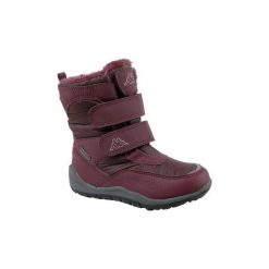 Buty Dziecko Kappa  Tundra Tex K 260484K-2525. Brązowe buty trekkingowe dziewczęce Kappa. Za 129,99 zł.