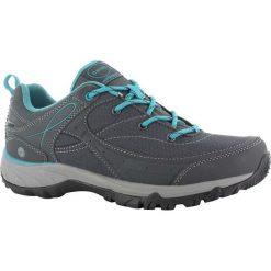 Buty trekkingowe damskie: Hi-tec Buty damskie Equilibrio Bijou Low I Wp Charcoal/Tile Blue r. 41