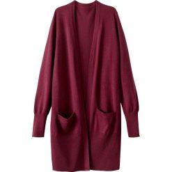 Luźny sweter rozpinany, bawełna i kaszmir. Szare kardigany damskie marki Mohito, l. Za 146,96 zł.