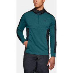 Bluzy męskie: Under Armour Bluza męska THREADBORNE TERR HOOD zielona r. XL (1310585-296)