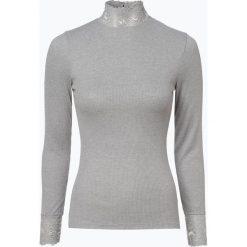 Aygill's - Damska koszulka z długim rękawem, szary. Szare t-shirty damskie Aygill's Denim, s, w koronkowe wzory, z denimu. Za 99,95 zł.