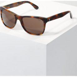 Okulary przeciwsłoneczne męskie aviatory: Polo Ralph Lauren Okulary przeciwsłoneczne havana