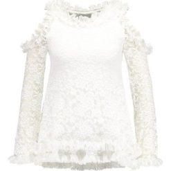 Bluzki asymetryczne: Navy London PIPER Bluzka white