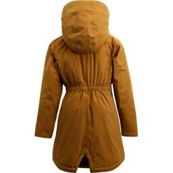 Helly Hansen JUNIOR VILDE  Parka brunette brown. Brązowe kurtki dziewczęce marki Reserved, l, z kapturem. W wyprzedaży za 341,55 zł.