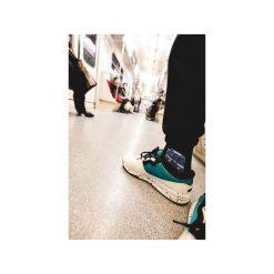 Skarpetki męskie: Skarpetki Traffx Stockholm Metro czarne