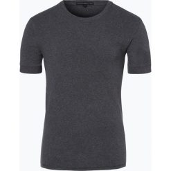 Drykorn - T-shirt męski – Xhaka, szary. Niebieskie t-shirty męskie marki DRYKORN, m, z dekoltem karo. Za 229,95 zł.