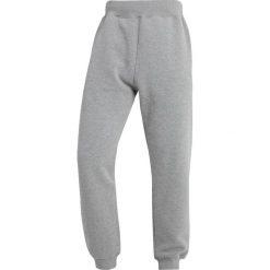 Napapijri MACAU Spodnie treningowe med grey melange. Szare spodnie dresowe męskie marki Napapijri, l, z materiału, z kapturem. Za 389,00 zł.