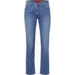 Pierre Cardin - Jeansy męskie – Deauville, niebieski. Niebieskie jeansy męskie regular Pierre Cardin. Za 349,95 zł.