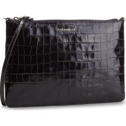 Torebka COCCINELLE - DV3 Mini Bag E5 DV3 55 F4 09 Noir 001. Czarne listonoszki damskie Coccinelle, ze skóry. Za 699,90 zł.
