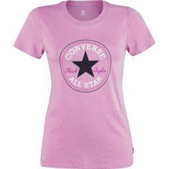 Converse Core CP Crew Koszulka damska jasnoróżowy (Light Pink). Czerwone bluzki damskie Converse, xl. Za 99,90 zł.