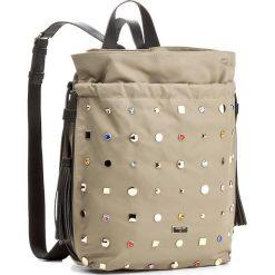 Plecaki damskie: Plecak PATRIZIA PEPE - 2V6595/A2XI-X1ZV Beige Rivets