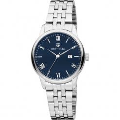 Zegarek kwarcowy w kolorze srebrno-niebieskim. Szare, analogowe zegarki damskie Esprit Watches, ze stali. W wyprzedaży za 136,95 zł.