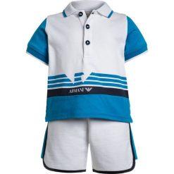 T-shirty chłopięce: Armani Junior BABY BELOW SET  Szorty turchese