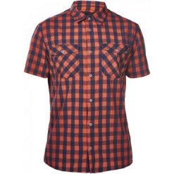 Berghaus Koszula Explorer 2.0 Shirt Ss Am Red Blue L. Czerwone koszule męskie marki Cropp, l. W wyprzedaży za 239,00 zł.