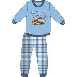 Bielizna chłopięca: Piżama Kids Boy 593/72 Work niebieska r. 92