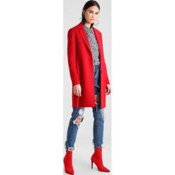 Płaszcze damskie pastelowe: ONLY ONLCARRIE COAT Płaszcz wełniany /Płaszcz klasyczny jester red/solid