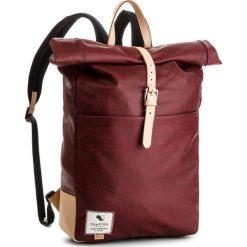 Plecaki męskie: Plecak CLARKS – The Millbank 261340660  Red Canvas