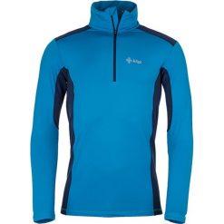 T-shirty męskie: Koszulka termoaktywna w kolorze niebieskim