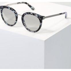 Dolce&Gabbana Okulary przeciwsłoneczne grey/silvercoloured. Szare okulary przeciwsłoneczne damskie lenonki marki Dolce&Gabbana. Za 839,00 zł.