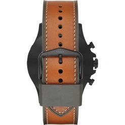 Fossil Q NATE Zegarek dunkelbraun. Brązowe, analogowe zegarki męskie Fossil Q. Za 929,00 zł.