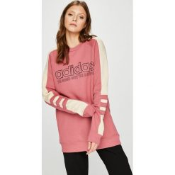 Adidas Originals - Bluza. Różowe bluzy rozpinane damskie adidas Originals. Za 249,90 zł.