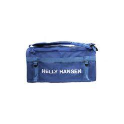 Torby sportowe Helly Hansen  New Classic Duffel Bag XS 67166-563. Niebieskie torby podróżne marki Helly Hansen. Za 229,99 zł.