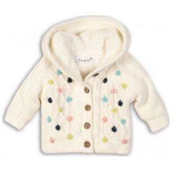 Minoti Sweter Dziewczęcy W Kolorowe Kropki Ii. 80 - 86 Beżowy. Brązowe swetry dziewczęce MINOTI, w kolorowe wzory. Za 99,00 zł.