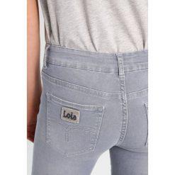 LOIS Jeans CORDOBA Jeans Skinny Fit gray stone. Czarne jeansy damskie marki LOIS Jeans, z bawełny. W wyprzedaży za 209,50 zł.
