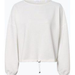 Opus - Damska bluza nierozpinana, beżowy. Brązowe bluzy rozpinane damskie Opus, l, prążkowane. Za 249,95 zł.
