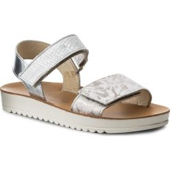 Sandały dziewczęce: Sandały NATURINO – 0010502349.01.9101 S Argento