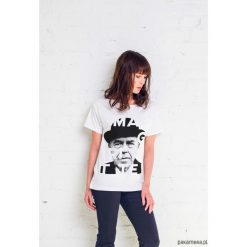 Bluzki, topy, tuniki: MAGRITTE ARTIST Oversize t-shirt